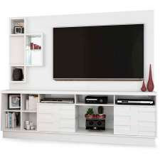 Home Theater Heitor - Madetec - Branco